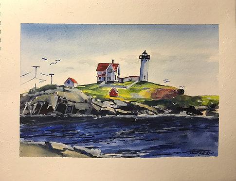 Nubble Lighthouse (Maine)