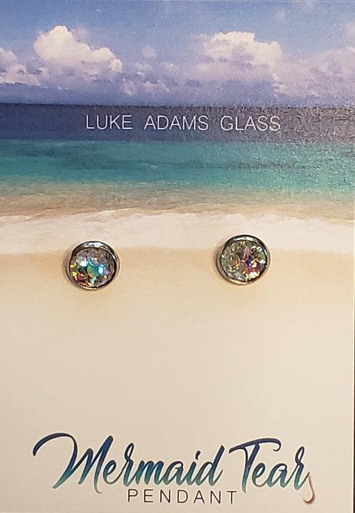 Mermaid Earrings (crystal) - ONLY 3 LEFT!