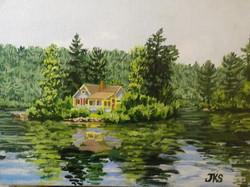 Island Cottage - VT