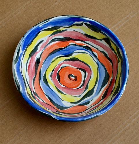 Small Multicolor Bowl