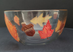 Fall bowl