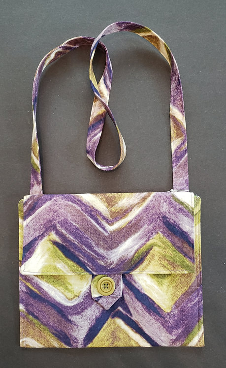 Clutch with Shoulder Strap - only 1 available - NEW!