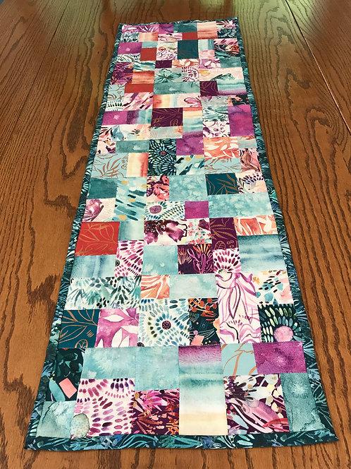 Summertime Colors Table Runner - NEW!