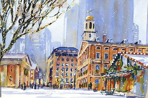 Faneuil Hall Holiday (Boston)