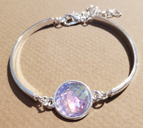 Mermaid Bracelet (violet)