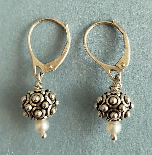 Fresh Water Pearl Earrings 3 - NEW!