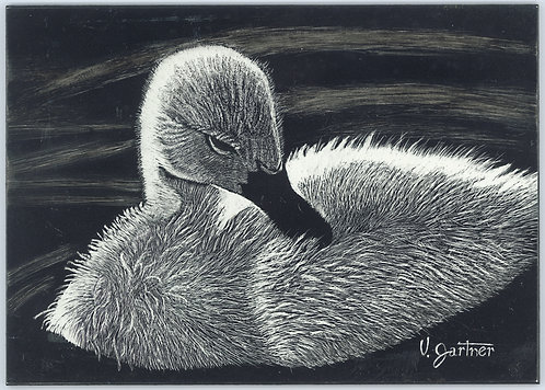 Duckling Print