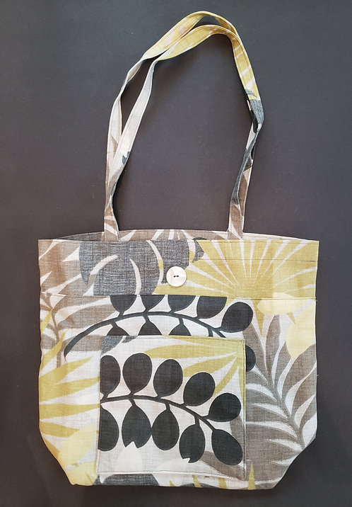 Market Bag with Front Pocket 2 - only 1 available - NEW!