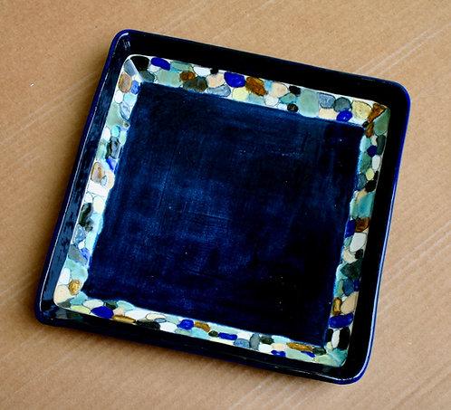 Mosaic Square Platter