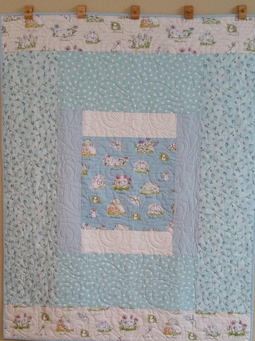 Mice Baby Quilt