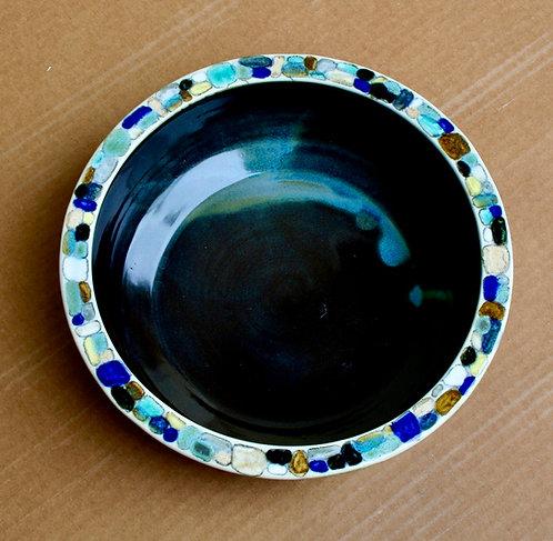 Large Mosaic Bowl