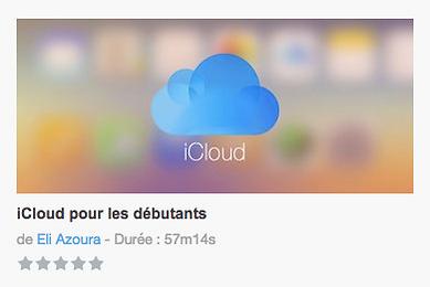 Comment retrouve son mot de asse iCloud ?