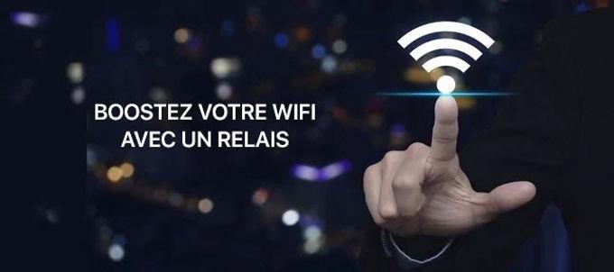 Boostez votre WiFi
