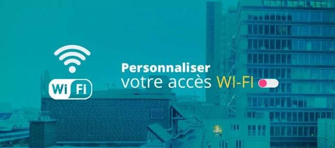 Personnaliser votre WiFi