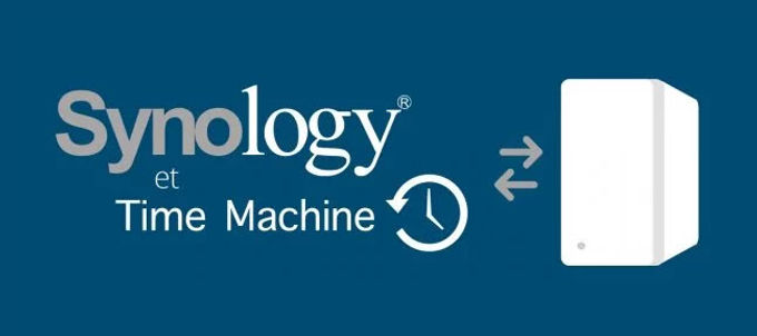 Synology et Time Machine