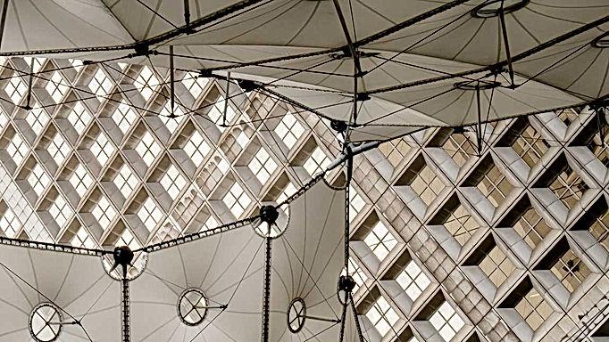 Arche de La Défense - Monochrome