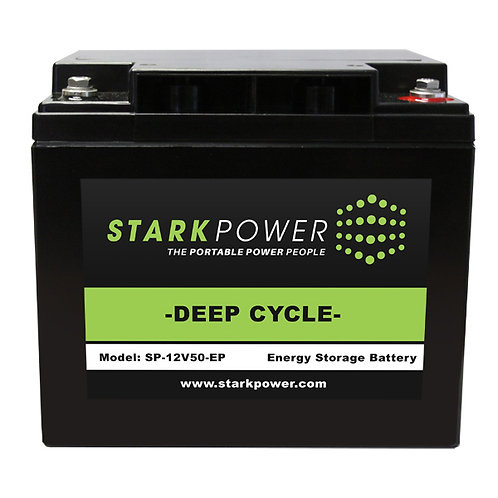 50 AH Battery