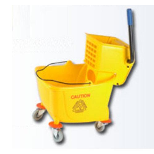 Mop  Bucket and Wringer Combo 35 Qt
