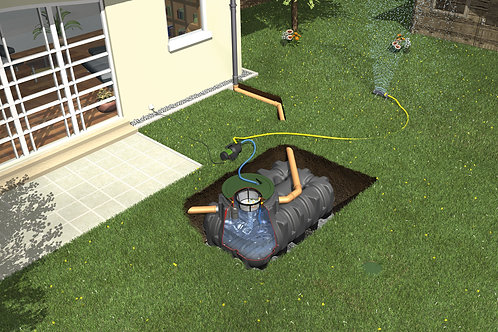 Platin Garten - Komfort begehbar