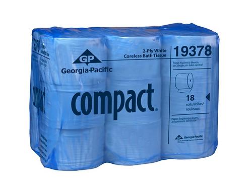 Compact Coreless Tissue - 2 Ply