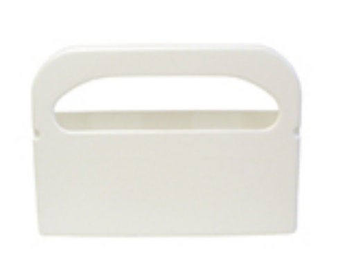Toilet Seat Cover Dispenser White Plastic