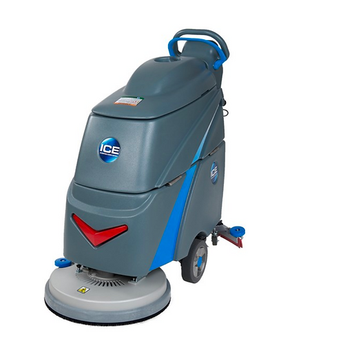 """Ice 20"""" Floor Scrubber Brush Drive w/Charge"""