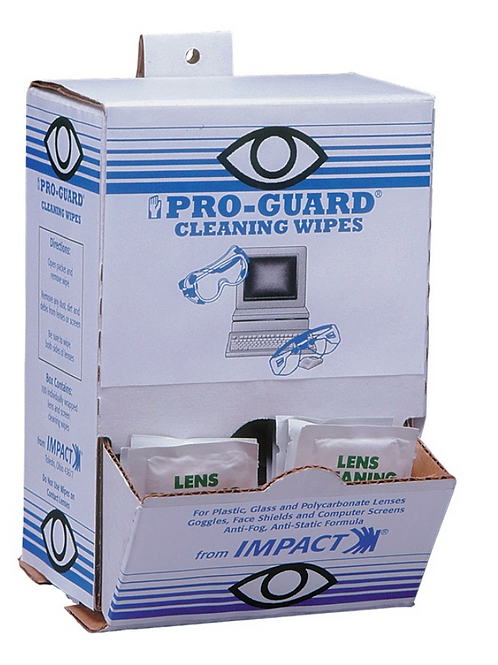 Progard Lens Cleaning Wipes