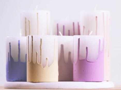 Kreative Ideen zum Recycling von Farbresten