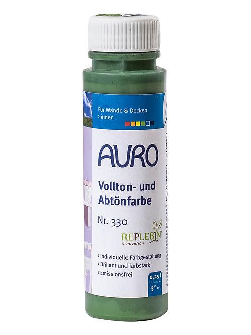 Abtönfarbe 330 Chromoxid grün