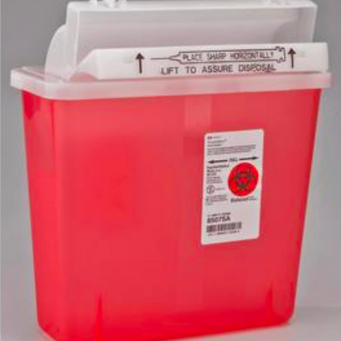 Kendall SharpStar Sharps Container