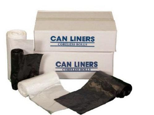 Can Liner Black High Density 38 x 60 22 MIC