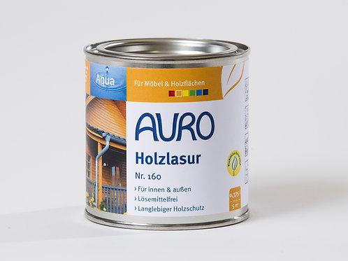 Holzlasur Aqua Nr.160