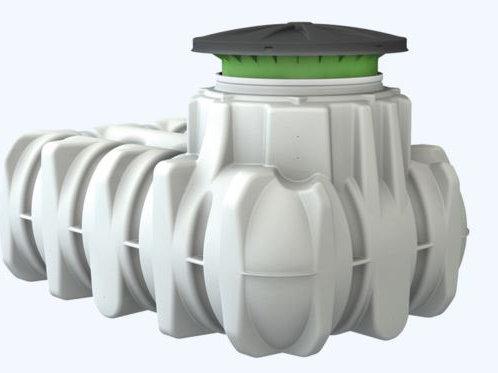 Trinkwassertank Platin