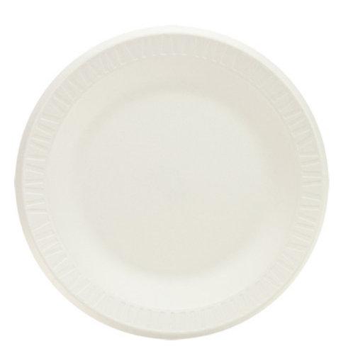 Foam Plate Non-Laminated