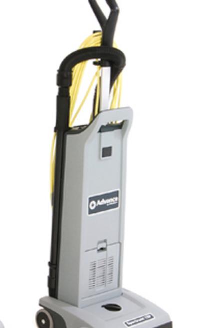 "Advance Spectrum 15"" Upright Vacuum"