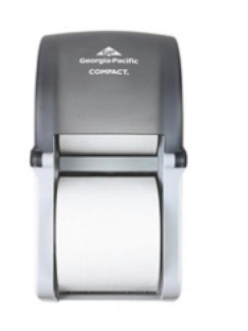 Compact Tissue Dispenser