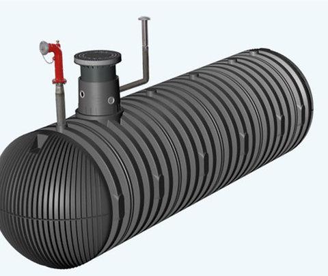 Löschwasserbehälter Carat XXL