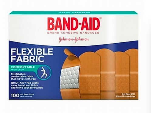 Flexible Fabric Bandage