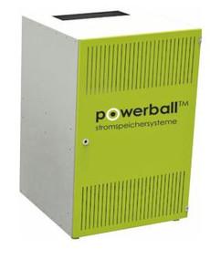 Powerball Stromspeichersysteme