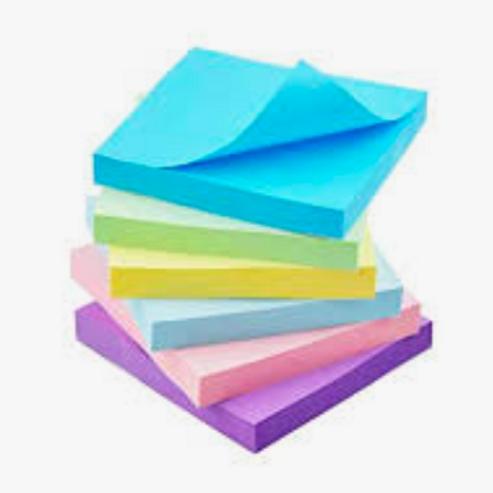 Self-Stick Note Pads
