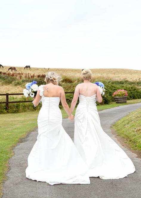 Camilla and Katherine