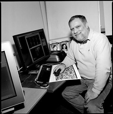 Gérard Niemetzky par Ian Patrick