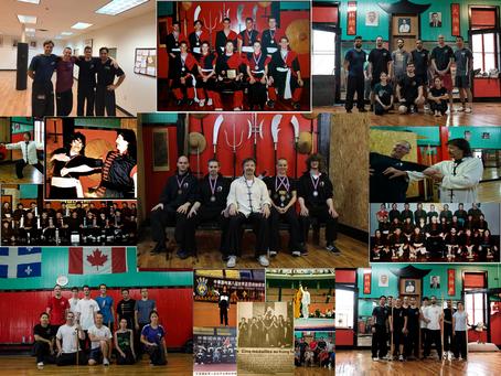 YMAA Québec, 20 ans d'arts martiaux
