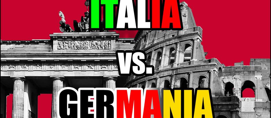 Coronavirus: Italia e Germania a confronto