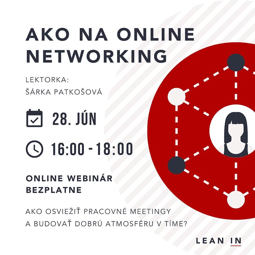 Ako na online networking