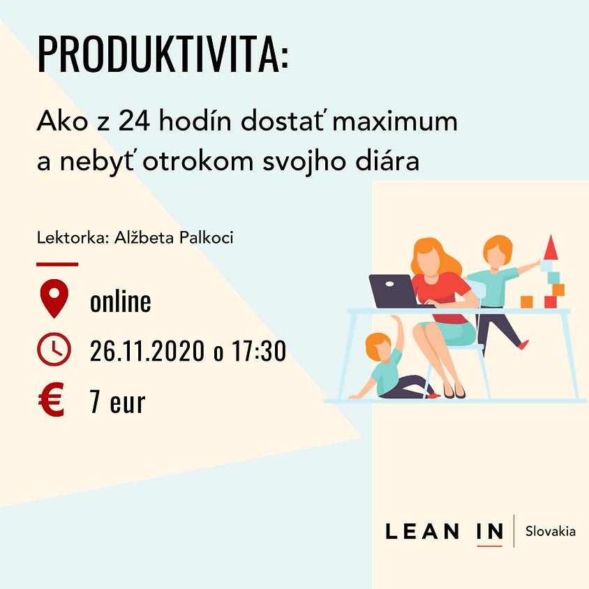 Produktivita: Ako dostať z 24 hodín maximum a nebyť otrokom svojho diára