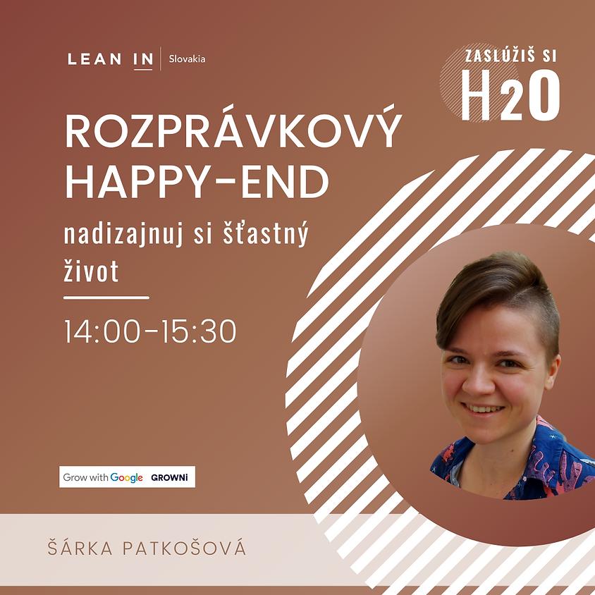 H2O event: Rozprávkový happy-end: Nadizajnuj si šťastný život