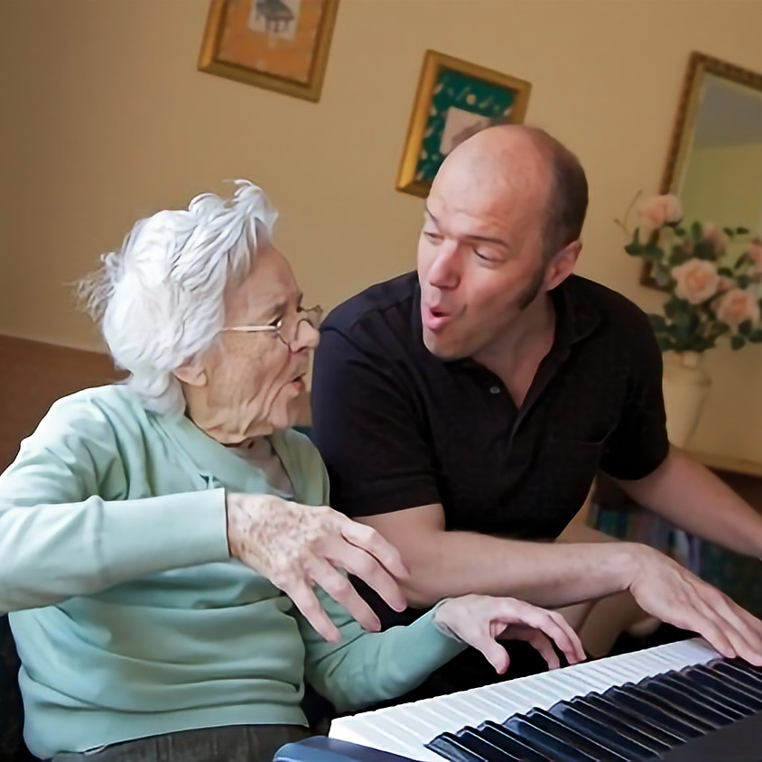 Young Hearts Intergenerational Happy Show – Online Music Event