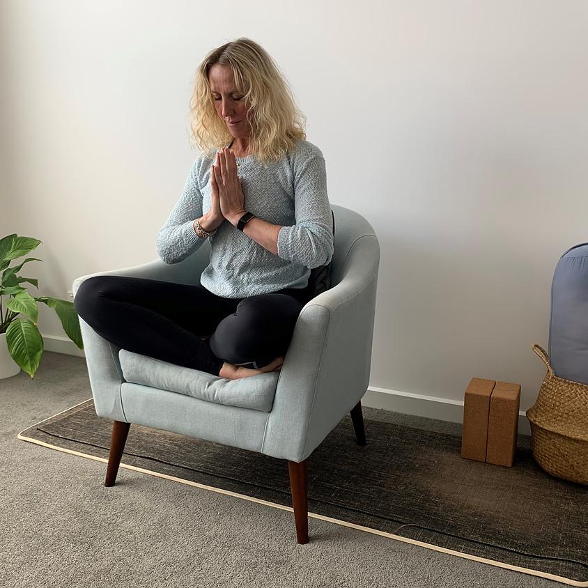 Chair based Yoga - Taster Class