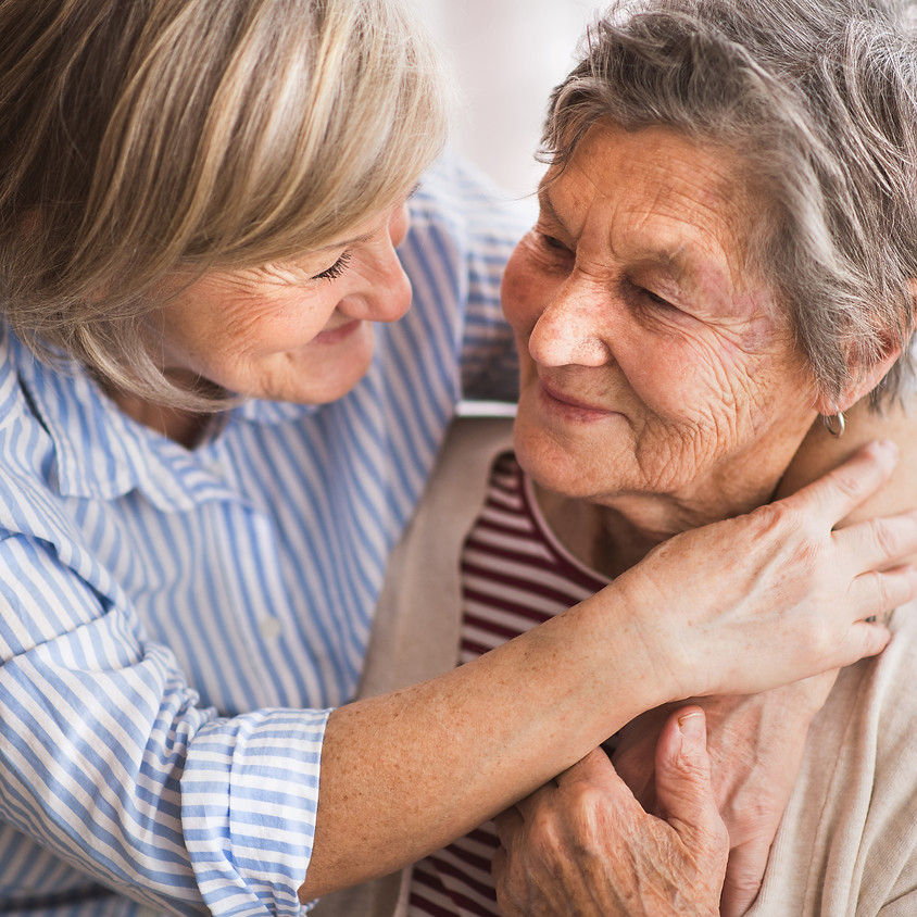 Supporting someone through the aged care system?
